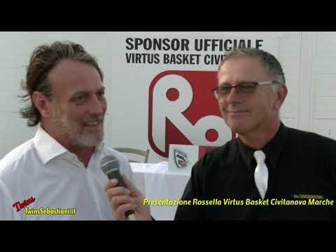 Preview video Intervista a Giuseppe Varlonga, patron della Rossella