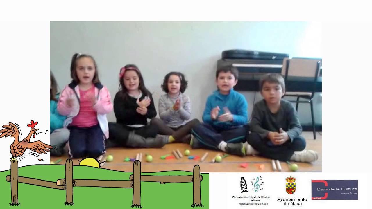 El Gallo Kiriko - Grupo de alumnos de Música y Movimiento