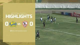 CAF CL | Teungueth FC 0-0 Zamalek SC