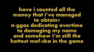 DJ Khaled   Fed Up Lyrics Ft  Lil Wayne, Usher, Young Jeezy, Rick Ross, Drake LYRICS ON SCREEN!!!