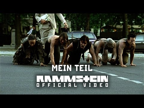 Rammstein - Mein Teil (Single Version)