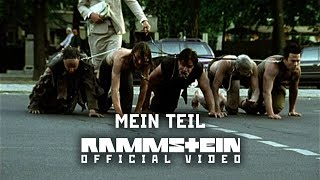 Rammstein   Mein Teil (Official Video)