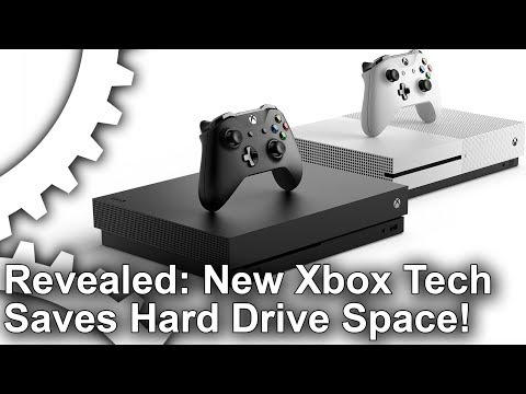 Revealed: New Xbox Tech That Saves Hard Drive Space + Reduces Download Times
