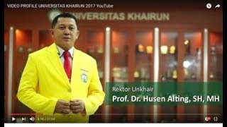 Video Profil Unkhair 2017