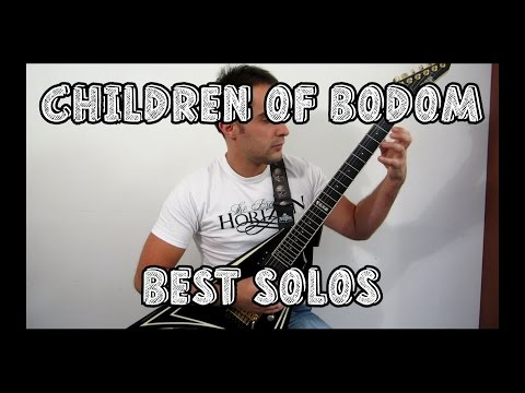 Best Children of Bodom Solos