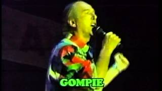 Goompie - who the f... is Alice live (Katowice Spodek 1995)