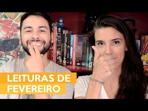 LEITURAS DE FEVEREIRO | Admirável Leitor