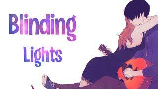 「Nightcore」→ The Weeknd   Blinding Lights (Lyrics)