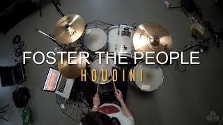 FOSTER THE PEOPLE   Houdini [ Drum Cover By Nath ]