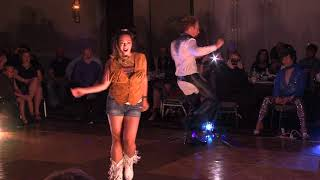 Leah Haslage Freestyle Performance- Dancing With the Cleveland Stars