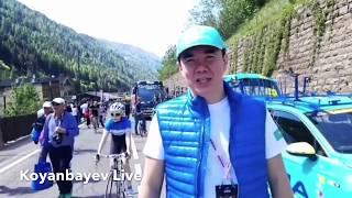 Нұрлан Қоянбаев - Giro d