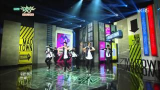 [HIT] 뮤직뱅크 - 매드타운(MAD TOWN) - 드루와(New World).20150313
