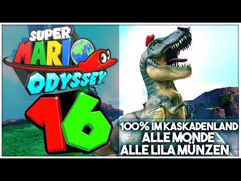 Download Alle Monde Im Kaskaden Wolkenland 17 Super Mario