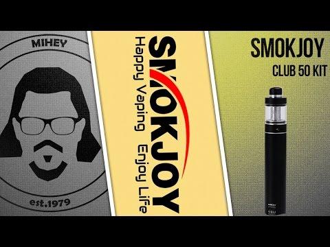Club 50 Silver 1600mAh by Smokjoy