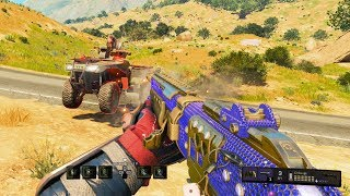 TIME TO MOG IT UP | Black Ops 4 Blackout