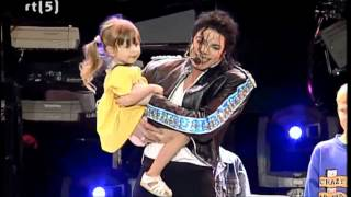 Michael Jackson - Heal The World - Live In Munich (HD-720p)