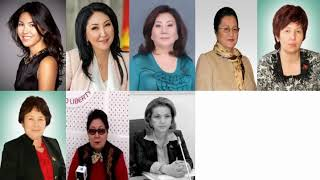 10 самых богатых женщин Кыргызстана.