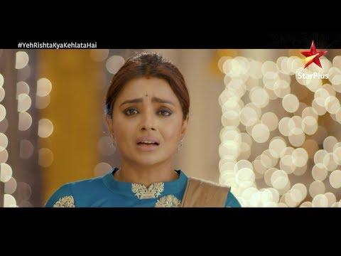 Yeh Rishta Kya Kehlata Hai   Swarna's care for Naira