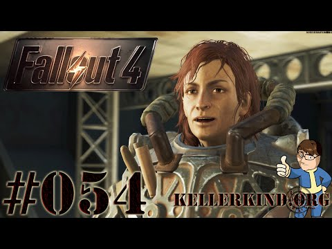 Fallout 4 [HD|60FPS] #054 - Die erste Aufgabe ★ Let's Play Fallout 4