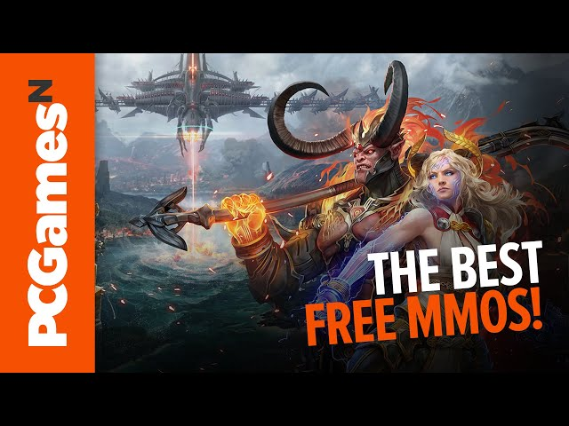 Free Mmos Rpgs And Other Massively Multiplayer Greats Pcgamesn