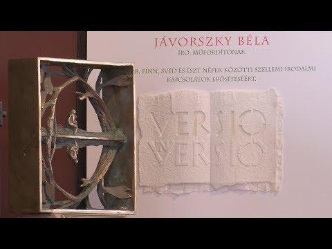 Budavári Tóth Árpád Műfordítói Díj 2017 - video preview image