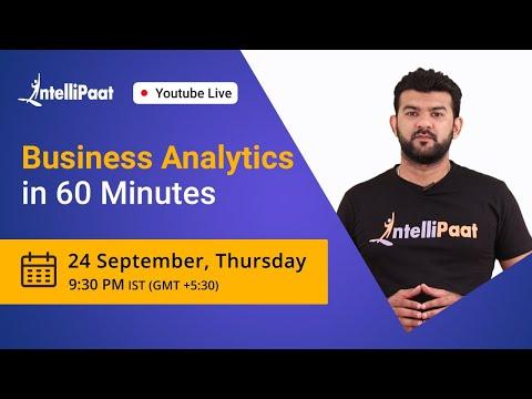 Business Analytics Basics   Business Analytics Tutorial   Business ...