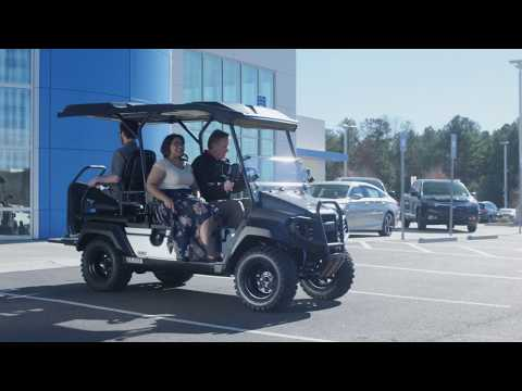 2020 Yamaha Umax Rally 2+2 (AC) in Tyler, Texas - Video 1