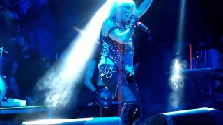 04) Doro - Revenge / Breaking the law / All we are   (Ekaterinburg 2015)