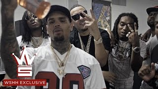 French Montana 'Hold Up' Feat. Migos & Chris Brown (WSHH Exclusive - Official Music Video)
