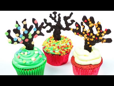 Cupcake Decorating Ideas | Thanksgiving Cupcakes | DIY Holiday Desserts by Hoopla Recipes