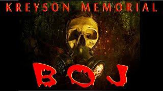 KREYSON MEMORIAL  - BOJ (Lyric Video)