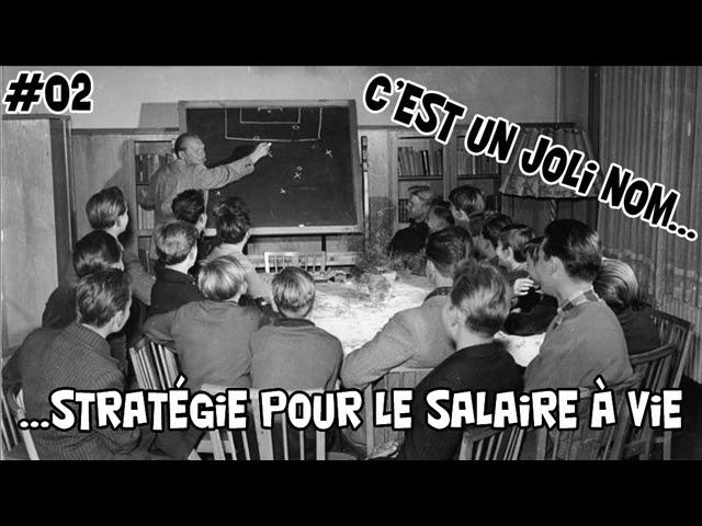 Vidéo, Micro Lopé - #2 #Stratégie pour le salaire à vie - Bernard Friot