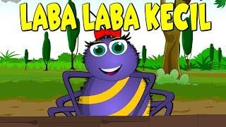 Laba Laba Kecil | Lagu Anak Terppuler Indonesia | Itsy Bitsy Spider in Bahasa Indonesia