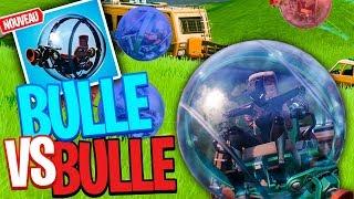 MISE A JOUR *BATAILLE DE BULLE* SUR FORTNITE BATTLE ROYALE !!!