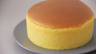 Pumpkin Cotton Cake 南瓜棉花蛋糕 ll Apron