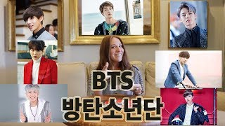 American Girls React to Seeing BTS for the First Time!!