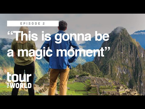 "Tour The World - Ep 2: ""This Is Gonna Be A Magic Moment"""