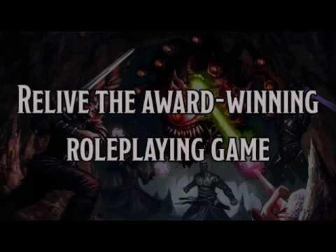 baldur's gate enhanced edition ios gameplay