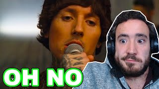 BMTH Oh No Reaction