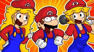 Funny Mario Shorts Compilation - Gabasonian