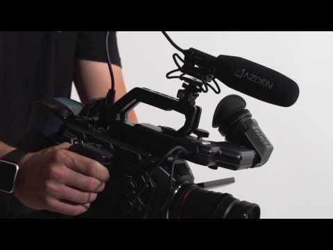 SGM-250CX Professional Compact Cine Mic