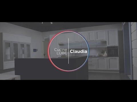 Modello Claudia, Cucine LUBE | Store Guidonia Montecelio (RM) - Esposizione - LUBE CREO Store Guidonia (Roma)