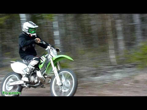 Kawasaki KX 250 FMF Gnarly - Sweet 2-Stroke Sound Compilation trxmh  trxmh Subscribe20,573 Add to