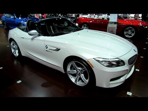 2014 BMW Z4 Roadster sDrive 35is - Exterior and Interior Walkaround - 2013 LA Auto Show