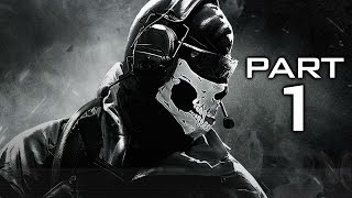 Call Of Duty Ghosts Gameplay Walkthrough Part 1   Campaign Mission 1 (COD Ghosts)