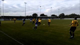 preview picture of video 'Billericay Town 2 Raynes Park Vale 1'