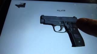 Звуки выстрелов различного оружия