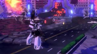 Phong cách đồ hoạ  được lấy cảm hứng từ TV series The Transformers,...