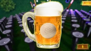GOLF NIGHT 2: Drunk Minigolf Gone Wrong