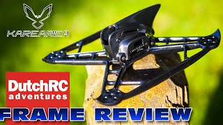 "Karearea Injection Molded 5"" FPV Frame? :O The Talon V2 SVX 210 FRAME REVIEW"